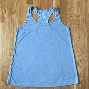 🌸3for$15 Gray Racerback Athletic Tank